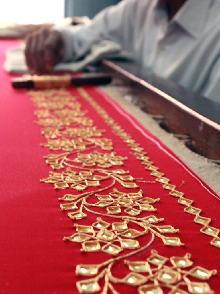 Danka Embroidery of Udaipur