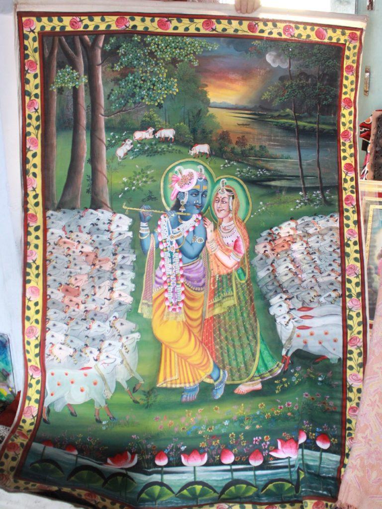 Pichhvai of Nathdwara